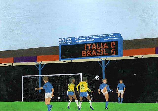 ITALIA vs BRAZIL