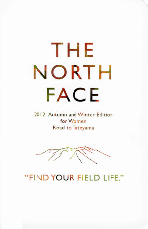 THE NORTH FACE 2012 A/W for Woman